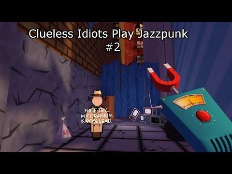 JAZZPUNK 2:ALFRED THE PIG