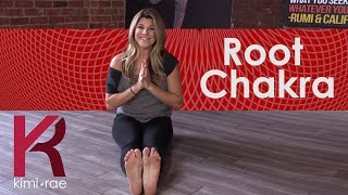 Root Chakra (Muladhara) Yoga Poses