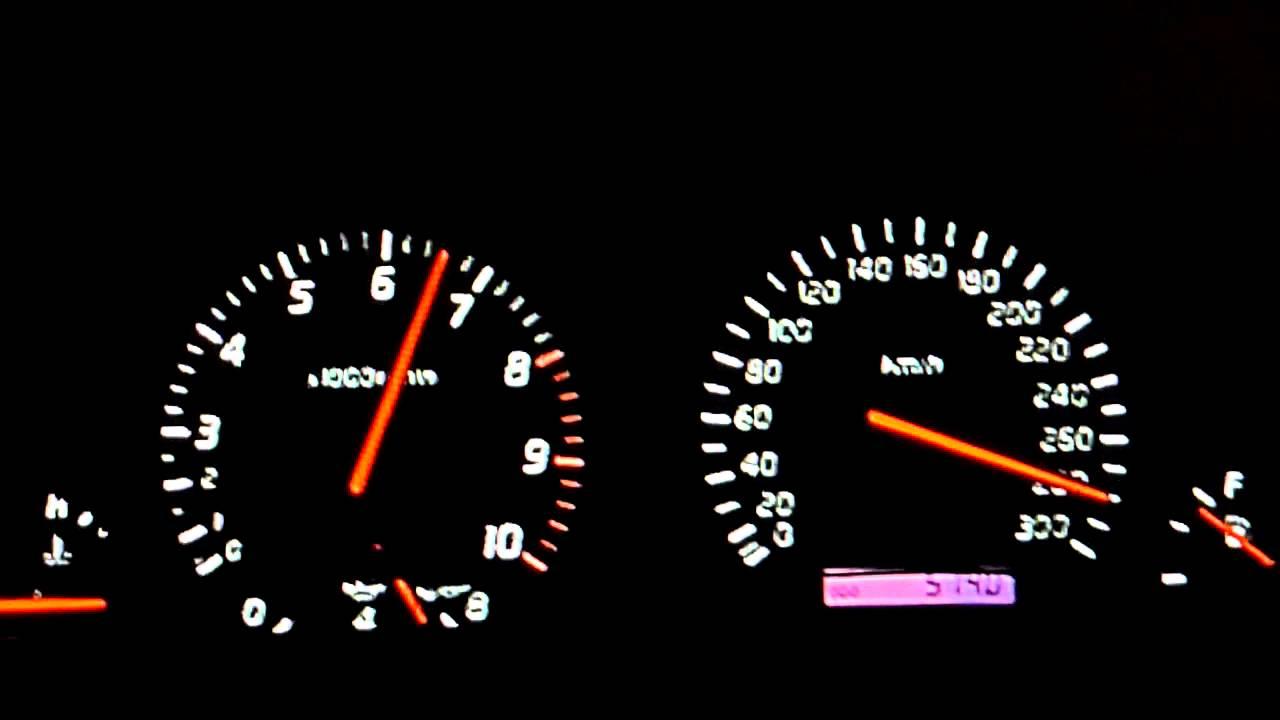 Nissan Skyline GT-R (R34) Spec V ii Nur Top Speed Run -GT6- - YouTube