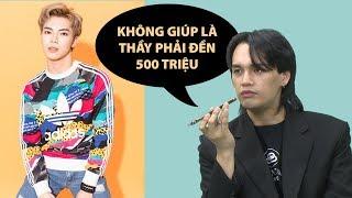 """Đang mắc mưa, Erik bị Nguyễn Trần Trung Quân lừa """"cứu show"""" Tự Tâm 500 triệu"""
