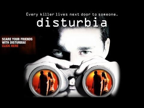 Disturbia (2007) Movie Review by JWU - YouTube