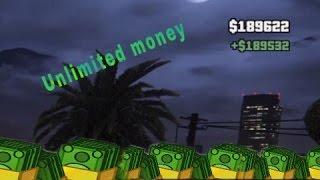 Unlimited money glitch GTA 5 story mode 100%works (ps4,ps3,xbox 360,xbox one)