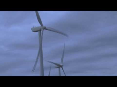 Earl Smith on the beauty of the wind turbines
