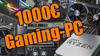 Der beste Gaming-PC für 1000€ | Dezember 2018