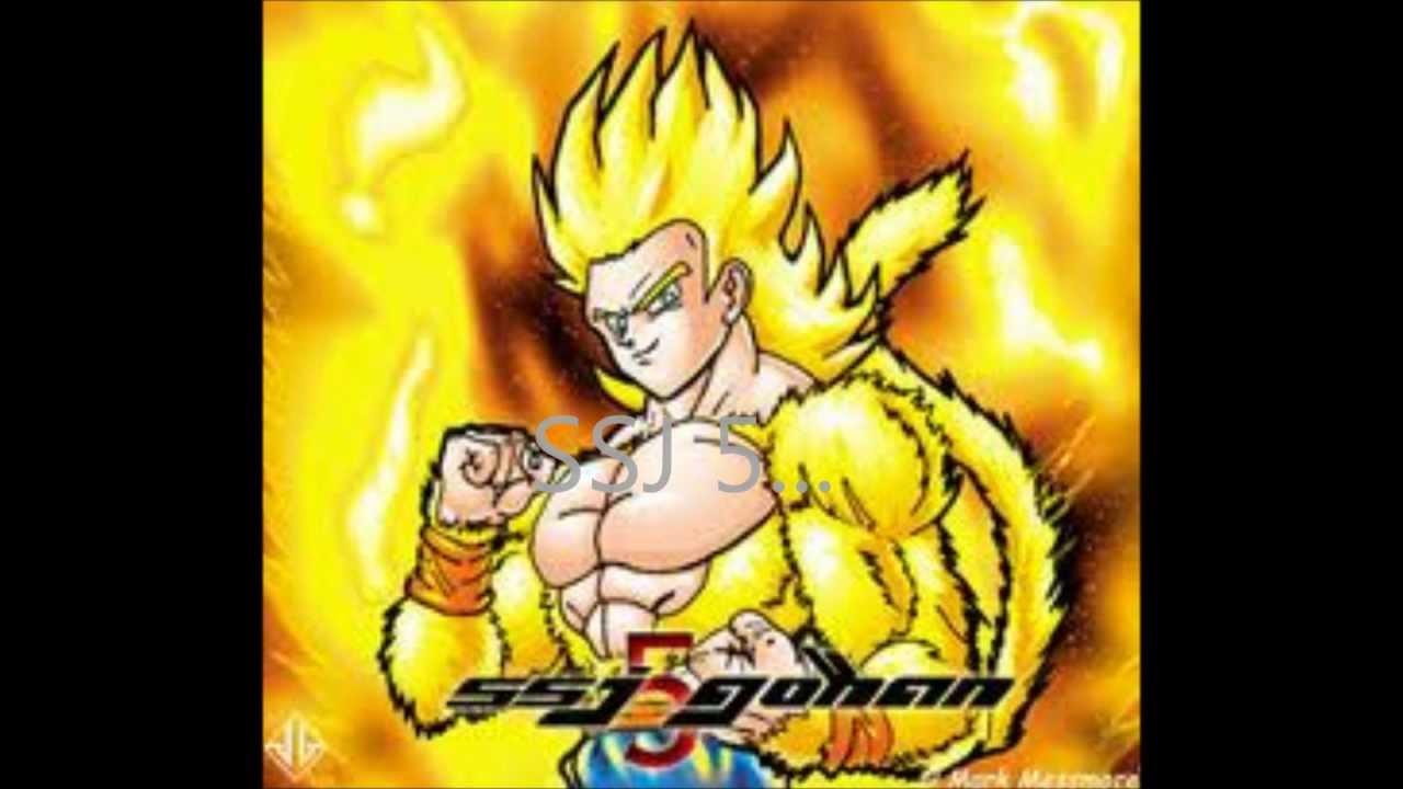 gohan super saiyan form s 1 5 youtube
