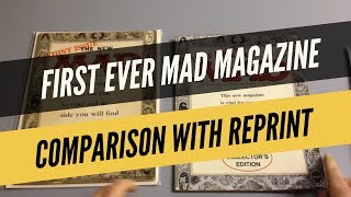 First Mad Magazine