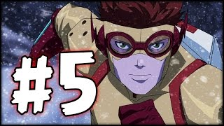 Young Justice Legacy - Part 5 - Kid Flash to the Rescue!