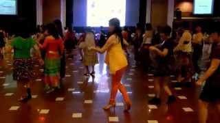 HEY  SAMBA  - LINE  DANCE