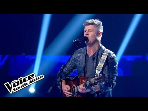 PJ Nel – 'Blame It On Me' | KnockOuts | The Voice SA | M-Net