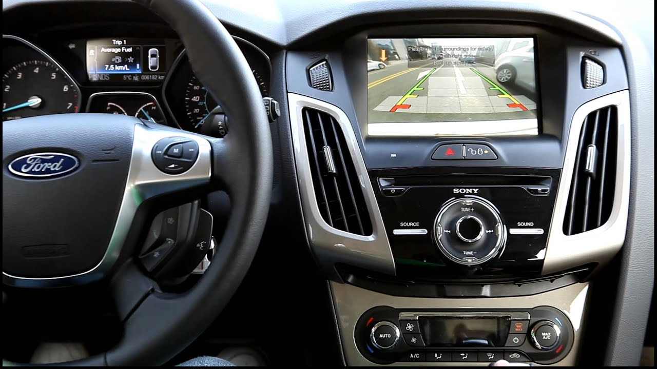 & ford focus auto parking system (indoor) - YouTube markmcfarlin.com
