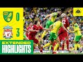 EXTENDED HIGHLIGHTS | Norwich City 0-3 Liverpool