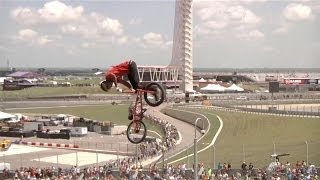 BMX: X Games 2014 - Dirt Finals Highlights