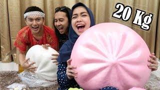 SQUISHY TERBESAR SE ASIA TENGGARA MILIK RICIS!!! vlog pertama channel baru.