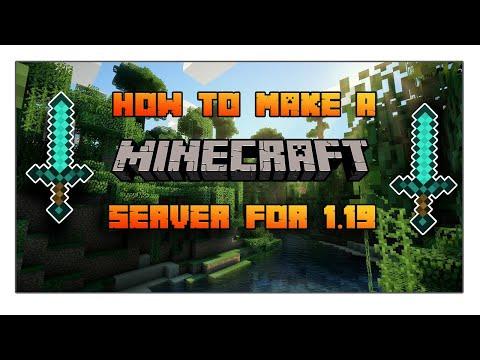 How To Make A Minecraft Server For 1.15.2