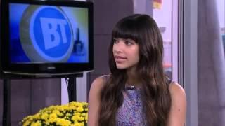 BT Toronto: New Girl's Hannah Simone (Cece)