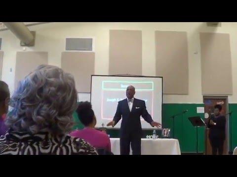 Healing is Here - Joseph Washington-Pastor