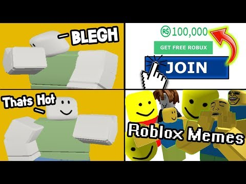 Roblox Memes That Are Better Then Free Robux Youtube
