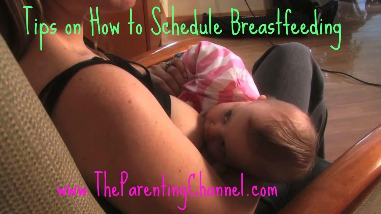 BREASTFEEDING SCHEDULING