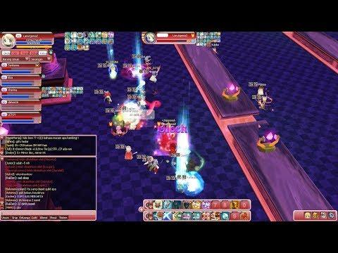 Castle Siege Royal Luna Online Indonesia