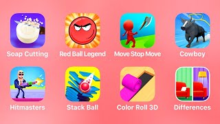 New Games Like Cutting Stack 3D Recommendations