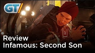 inFamous: Second Son Review