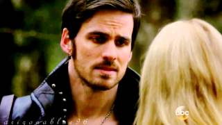 """I was Brave enough to Die"" - Emma & Hook"