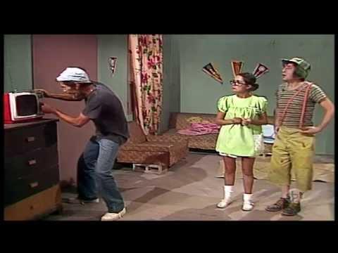 Chaves - Ah Logo Agora Que Eu Queriar Ver Meu Time Jogar 1977