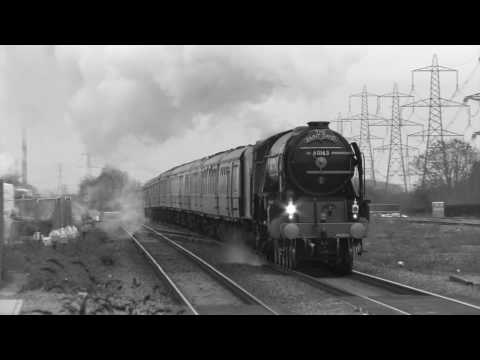 'The Saint David' with 60163 Tornado - 1st March 2017