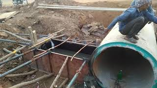 pipe culvert - Clip Ready
