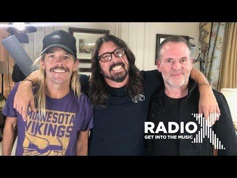 Chris Moyles Meets Foo Fighters