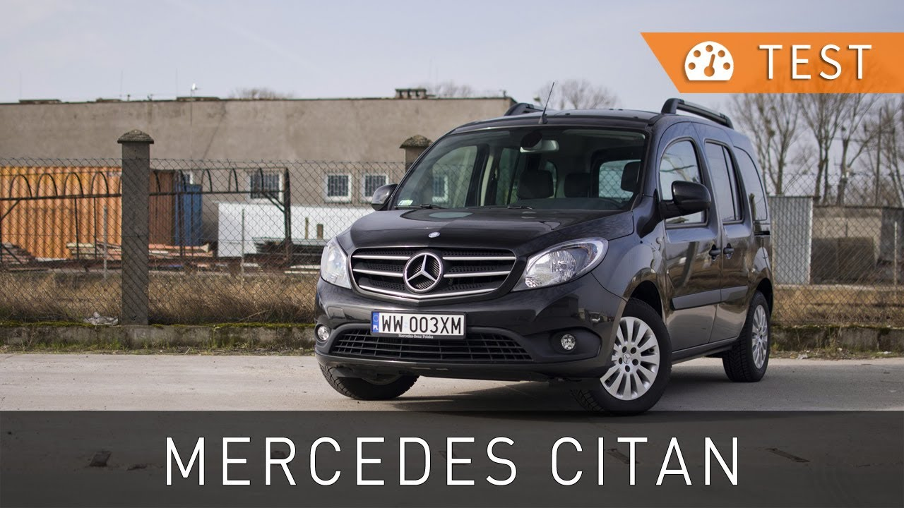 mercedes benz citan tourer 112 at 2016 test pl. Black Bedroom Furniture Sets. Home Design Ideas