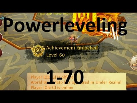 Powerleveling Lvl 1-70 - Part 3 - Order And Chaos Online | Disax