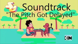 Steven Universe Soundtrack ♫ - The Pitch Got Delayed [Extended]