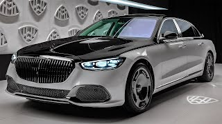 2022 Maybach S 680 - New Excellent Luxury Sedan