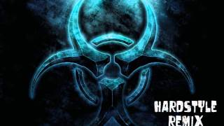 Basshunter - Welcome to Rainbow ( Hardstyle Remix ) HD