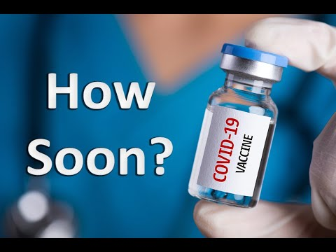 The COVID Vaccine: When Will It Be Ready?