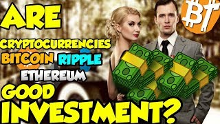 Are cryptocurrencies a good investment in 2018 (Bitcoin,ethereum,ripple,bitcoin cash)|#Marketreview