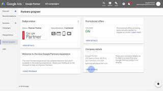 The new and improved Google Partners experience