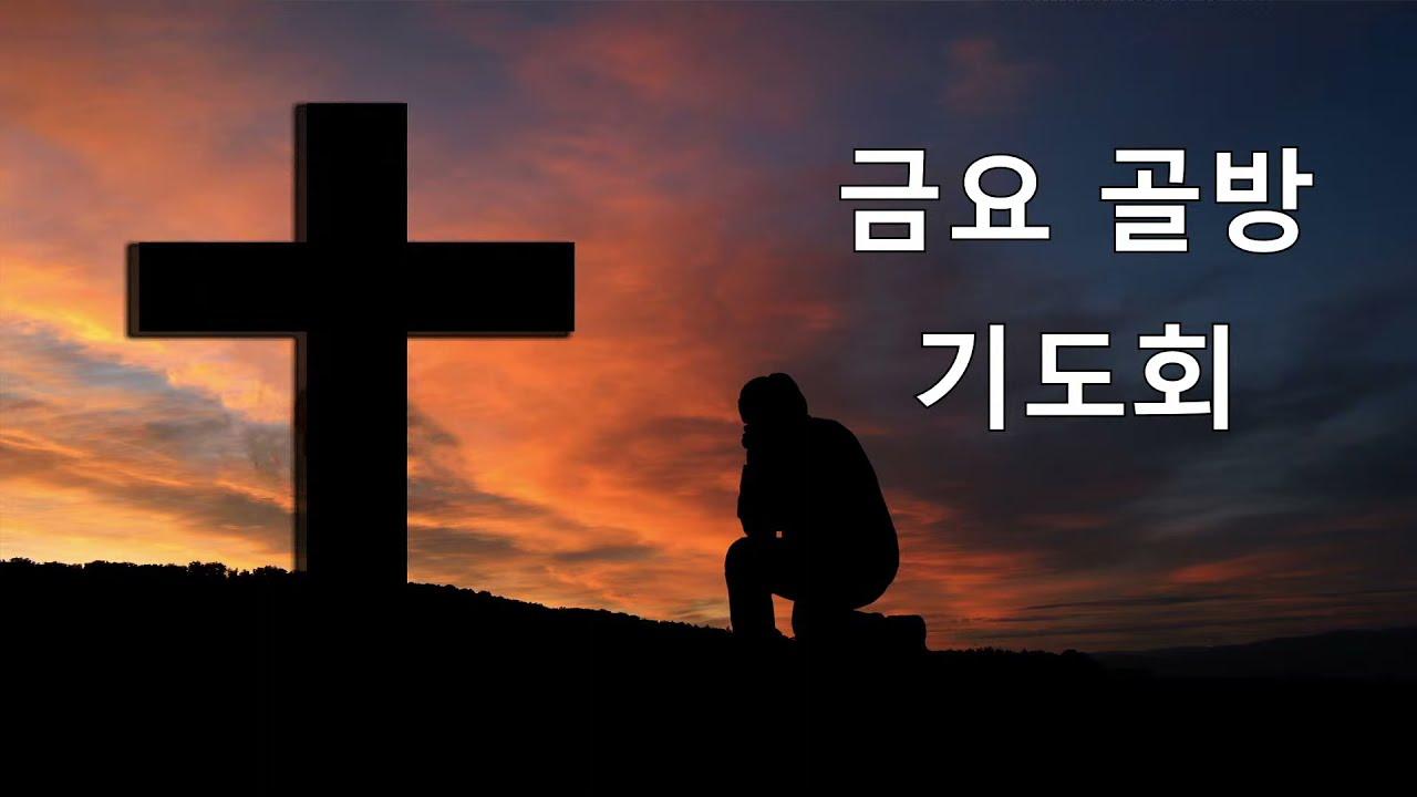 [금요골방기도회] 집으로(눅 15:11-24) | 허대광 목사 | 2021.4.9