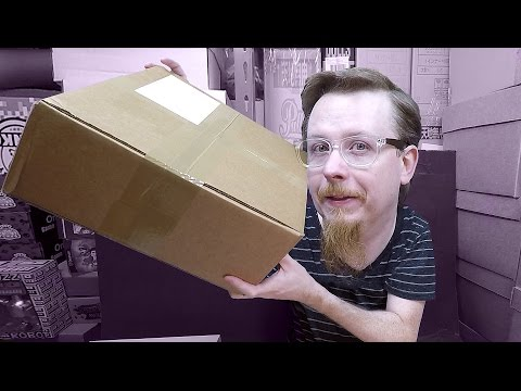 Comic Book Collection Mystery Box Haul Plus Two Mystery Japanese Boxes Video