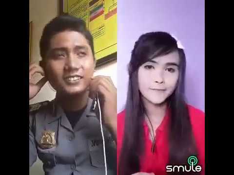 ndx aka Sayang versi Polisi Ganteng Suara emas
