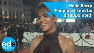 Kingsman 2: Halle Berry 'people will not be disappointed'
