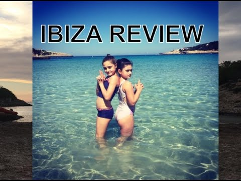 KIDS GUIDE TO IBIZA beaches towns and food KATIE AND AMYS BIG ADVENTURES
