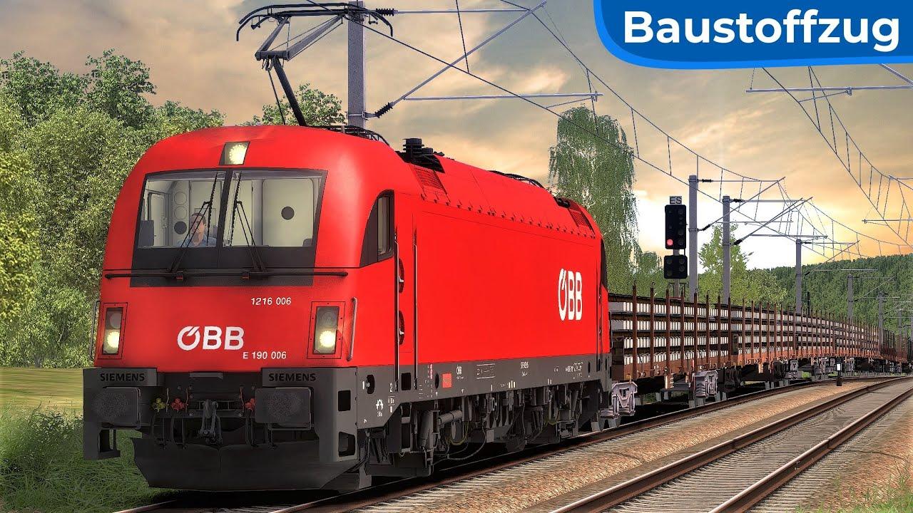 GLEISTRANSPORT | S-Bahn Strecke: Arnbach - Moosach | TRAIN SIMULATOR 2021 | Siemens ÖBB Taurus 1216
