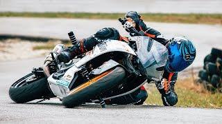 KTM RC 390 from DRIFT to RACE [part 2 - MONSTER UPGRADE]   RokON vlog #88