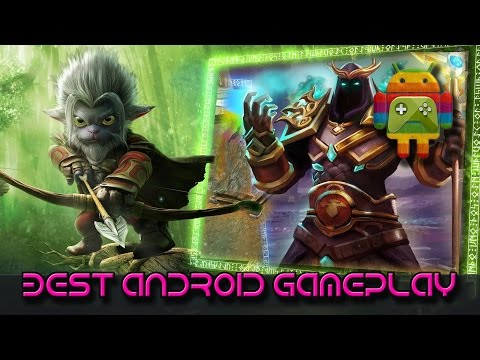 Order & Chaos Online Gameplay Android