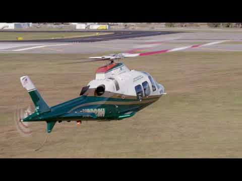 Life Flight of Maine and the Leonardo AW109SP