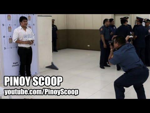 Sen. Ramon 'Bong' Revilla Jr. Surrenders To The Sandiganbayan