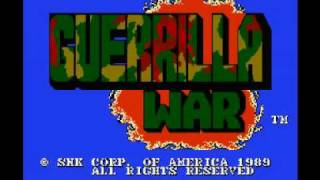 Guerrilla War (NES) Music - Havana Theme