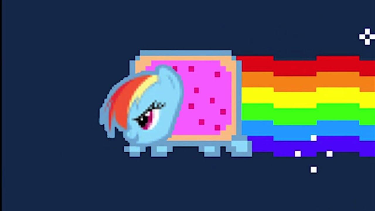 Rainbow Cat The Game